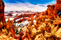 Bryce Canyon - Early Spring